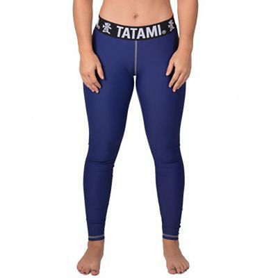 Tatami Ladies Minimal Spats Navy Blue