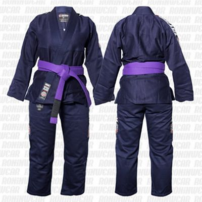Tatami Ladies Nova 2015 Bjj Navy Blu