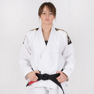 Tatami Ladies Nova Absolute BJJ Gi White