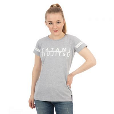 Tatami Ladies Rival T-shirt Harmaa
