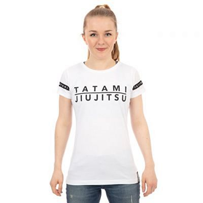 Tatami Ladies Rival T-shirt Blanco