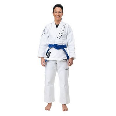 Tatami Ladies Shadow BJJ Gi White