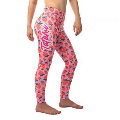 Tatami Ladies Strawberry Leggings Vaaleanpunainen