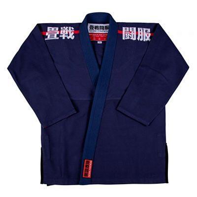 Tatami Ladies Super Jiu Jitsu Gi Tummansininen