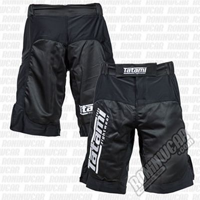 Tatami Multi Flex IBJJF Shorts Black