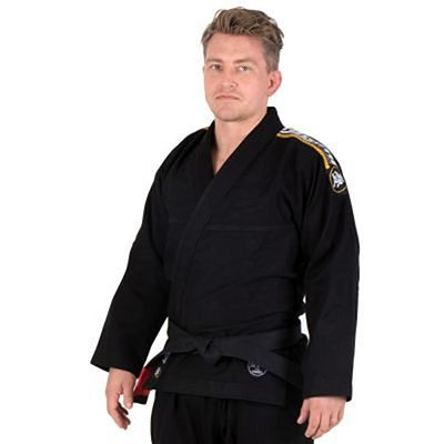 Tatami Nova Absolute BJJ Gi Black