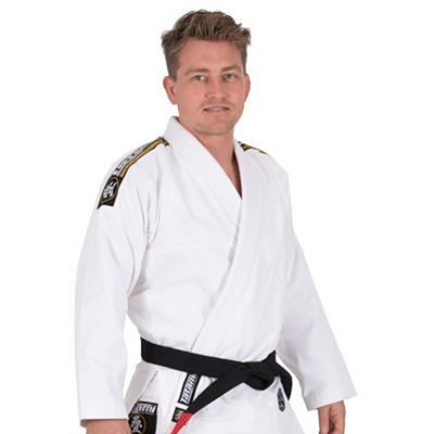 Tatami Nova Absolute BJJ Gi White