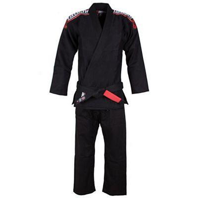 Tatami Kimono BJJ Infantil Nova Mk4 Negro