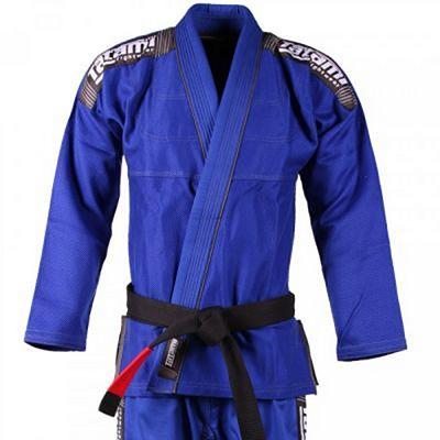 Tatami Nova Plus BJJ Gi Blue