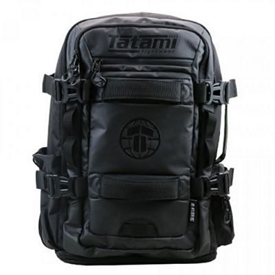 Tatami Omega Backpack Musta
