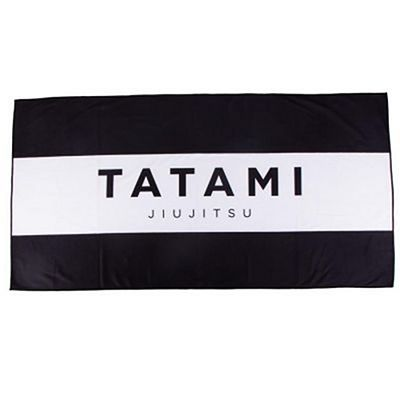 Tatami Original Gym Towel Nero-Bianco