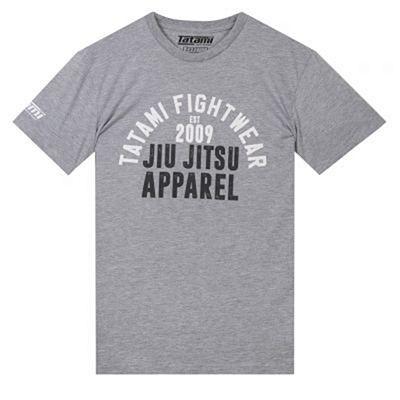 Tatami Retro T-shirt Grey