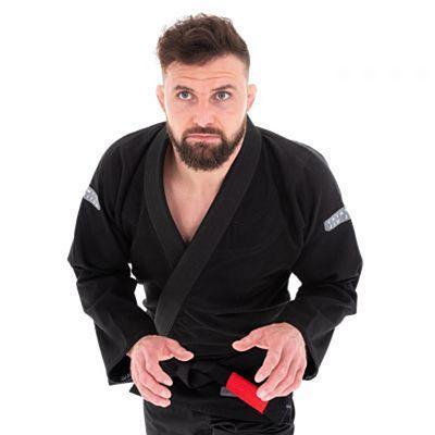 Tatami Rival Jiu Jitsu Gi Musta