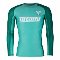 Tatami Six Nations Rash Guard Irlanda Verde
