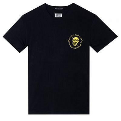 Tatami Skull Shock Organic T-Shirt Black