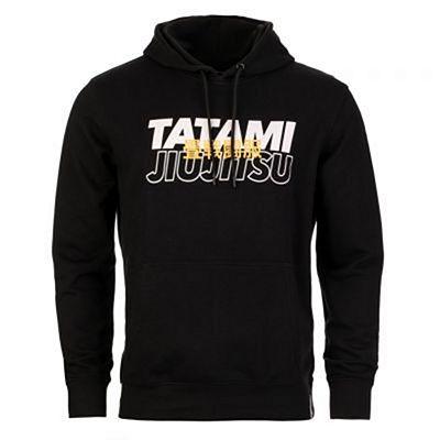 Tatami Summit Hoodie Negro