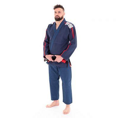 Tatami Super Jiu Jitsu Gi Navy Blue