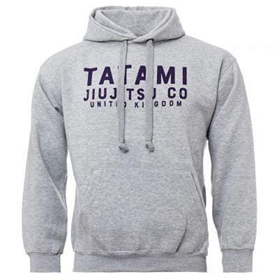 Tatami Supply Co Hoodie Grey