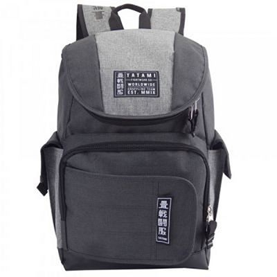 Tatami Everyday Back Pack Gris-Negro