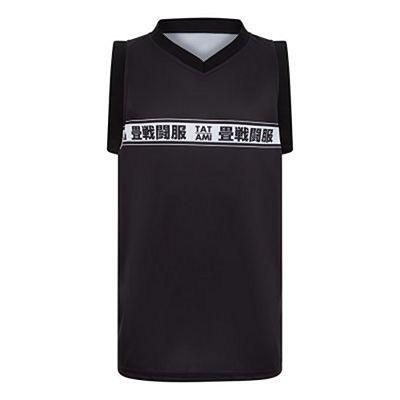 Tatami Worldwide Jiu Jitsu Tank Top Black