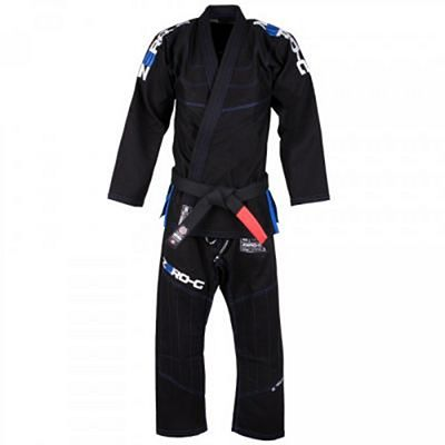 Tatami Zero G V4 Advanced Lightweight Gi Preto