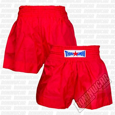 Thaismai  Naylon Muay Thai Red