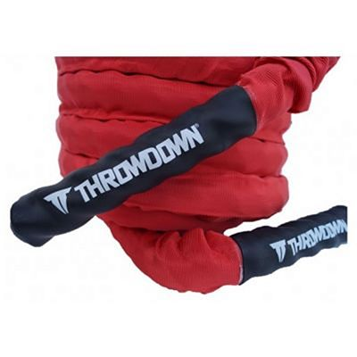 Throwdown Battle Rope Anaconda 15m X 5,0cm 20kg Rot