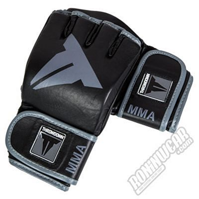 Throwdown Competition Pro Fight Gloves Nero