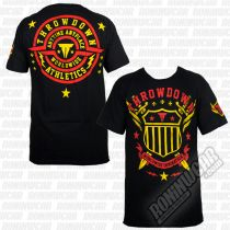 Throwdown Edge Tee Negro