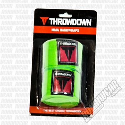 Throwdown Handwraps 460cm Verde