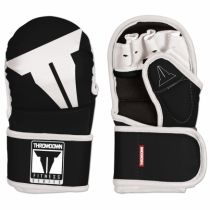 Throwdown Kids MMA Gloves Nero-Bianco