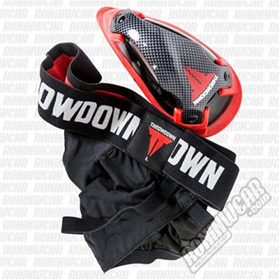 Throwdown Max-Pro Groin Guard Nero