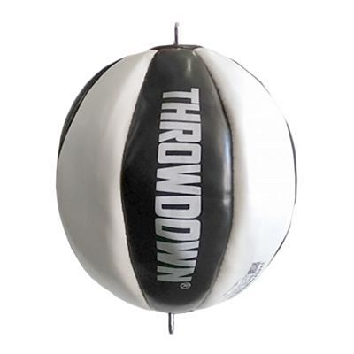 Throwdown Predator Double End Ball Preto-Branco