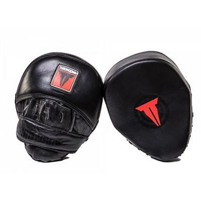 Throwdown Predator Pro Punch Mitts Nero