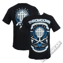 Throwdown Sharp Edge Shirt Negro