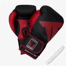 Throwdown Super Bag Gloves Negro-Rojo