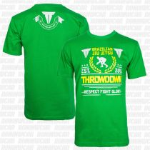 Throwdown Tee Glory Vihreä