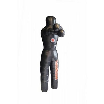 Throwdown Wrestling Dummy 2.0 30kg Nero-Rosso