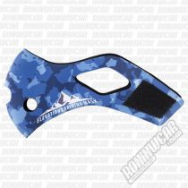Training Mask Blue Camo Sleeve