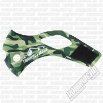 Training Mask Jungle Camo Sleeve / Capa Personalizada