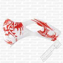 Training Mask Red Dragon Sleeve / Capa Personalizada