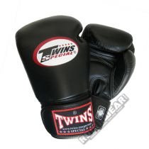 Twins Special BG-N Boxing Gloves Schwarz