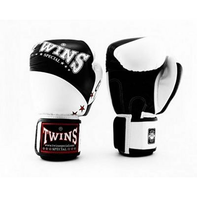 Twins Special BGVL 10 Boxing Gloves Nero-Bianco