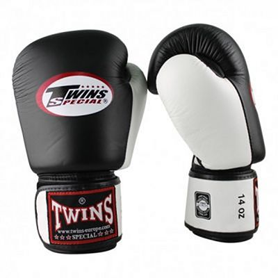 Twins Special BGVL 3 Boxing Gloves Nero-Bianco