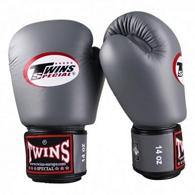 Twins Special BGVL 3 Boxing Gloves Grigio