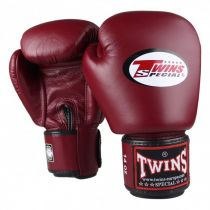 Twins Special BGVL-3 Boxing Gloves Wine Red
