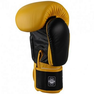 Twins Special BGVL 3 Boxing Gloves Yellow-Black