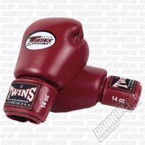 Twins Special Guantes Boxeo BGVL-3 Wine Rojo