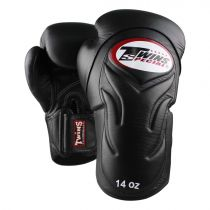 Twins Special BGVL-6 Boxing Gloves Schwarz