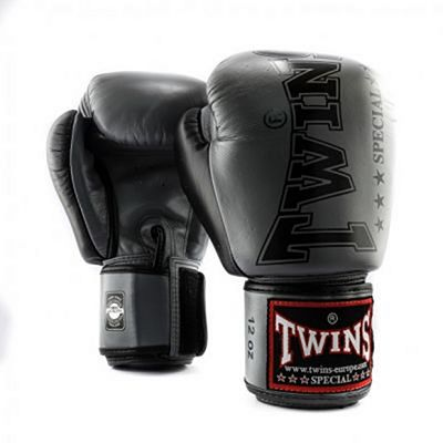 Twins Special BGVL 8 Boxing Gloves Grigio